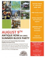 6th Annual Summer Block Party
